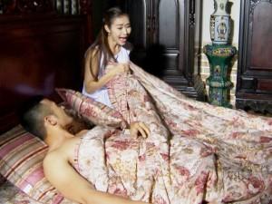 """""""Ải mỹ nhân"""": Lương Thế Thành bị gài ngủ trong phòng Diệp Bảo Ngọc"""