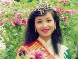 Bí ẩn Á hậu cao 1m60 từng khiến Hoa hậu Diệu Hoa lép vế