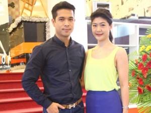 Trương Thế Vinh và bạn gái phi công dính nghi vấn đã chia tay
