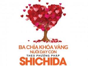 Ba chìa khóa vàng nuôi dạy con theo phương pháp Shichida