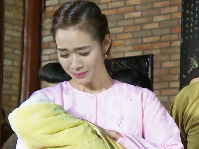 Ải mỹ nhân tập cuối: Diệp Bảo Ngọc phải ôm con về nhà cha mẹ đẻ