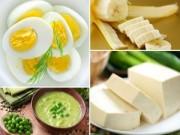 Siêu thực phẩm giúp thụ thai tự nhiên