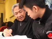 Lớp học 'láo nháo' của thầy giáo 82 tuổi