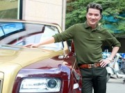 Giải trí - Mr Đàm tạo dáng bên siêu xe mạ vàng 40 tỷ