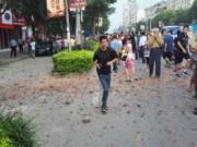 Tin tức - Trung Quốc lại hứng thêm một vụ nổ mới