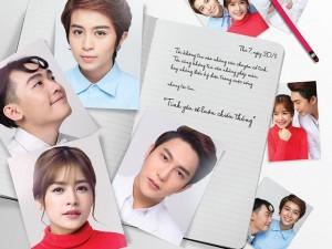 Phim tình cảm của Chi Pu - Gil Lê tung poster chính thức