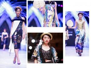 Giới thời trang trầm trồ với Lúng liếng của Thủy Nguyễn