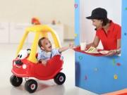 Làm mẹ - Những tình huống hài hước trong bữa ăn của bé