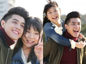 Noo Phước Thịnh diễn tình cảm bên cô gái Nhật