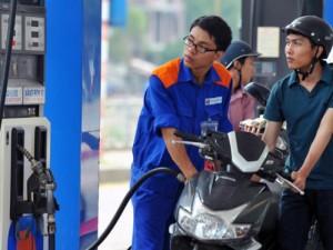 Giá xăng giảm lần thứ 4 liên tiếp từ 15h chiều nay