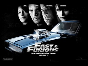 HBO 15/12:  The Fast And The Furious