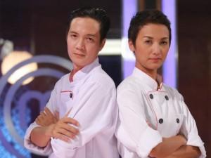 BGK đánh giá món ăn của top 2 Vua đầu bếp