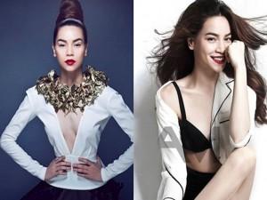 Hồ Ngọc Hà chấm thi chung kết Siêu mẫu Việt Nam 2015