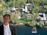 Tin tức - Sự thật về khu biệt thự 123 triệu USD của Bill Gates