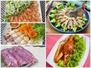 Bếp Eva - Gợi ý những món hải sản ngon cho Tết Dương lịch