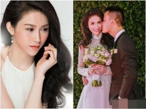 Hoa hậu Thu Vũ chia tay chồng đại gia sau 1 tháng tổ chức đám hỏi
