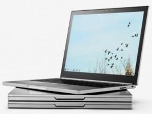 """Google sắp """"trình làng"""" laptop 2 trong 1 siêu mỏng"""