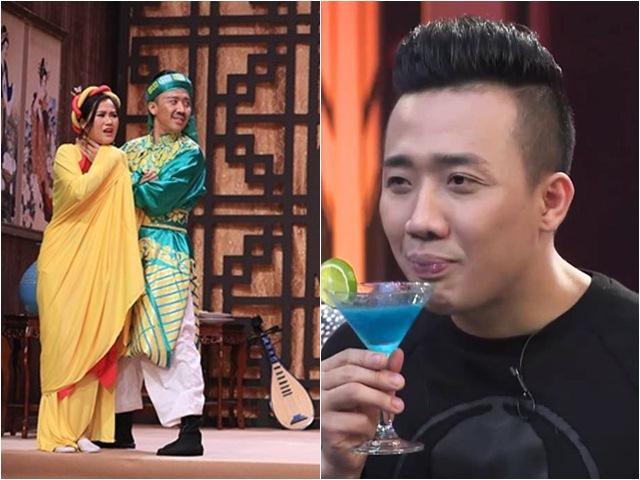 Kỳ tài thách đấu: Trấn Thành bị nữ diễn viên hài gọi là Thái giám