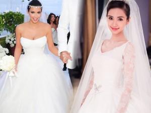 9 chiếc váy cưới giá trên trời, các cô dâu chỉ biết vừa ngắm vừa nuốt nước bọt