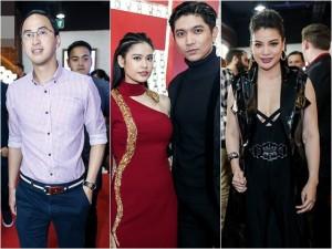 Chồng Hà Tăng lẻ bóng, Hà Hồ vắng mặt tại đêm tiệc với sao quốc tế