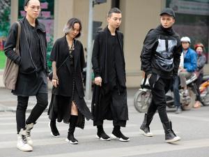 Hà Nội chưa bao giờ xôn xao vì các tín đồ street style như hôm nay