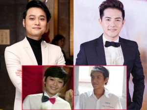 Ngày ấy - bây giờ của 2 Hoàng tử giàu mà không chảnh trong showbiz Việt