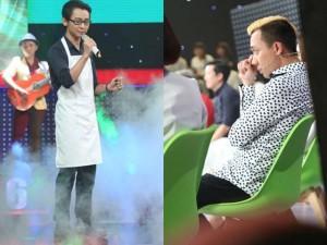 Trấn Thành rơi nước mắt khi nghe chàng trai hát giống hệt danh ca Khánh Ly