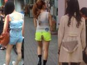 Thời trang - Xấu hổ với những thảm họa thời trang đường phố của các cô gái đoảng