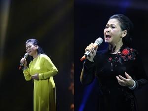 """Khánh Ly khóc """"như mưa"""" khi về hát ở Sài thành"""