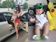 Làm mẹ - Ai bảo Phi Thanh Vân không biết làm mẹ, con trai người đẹp nặng vượt chuẩn lâu rồi!