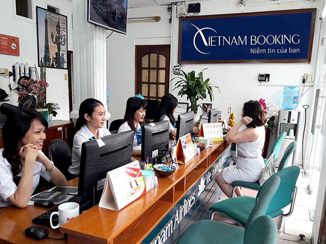 Tích điểm cùng Việt Nam Booking: Rinh quà khủng, bay vui hơn!
