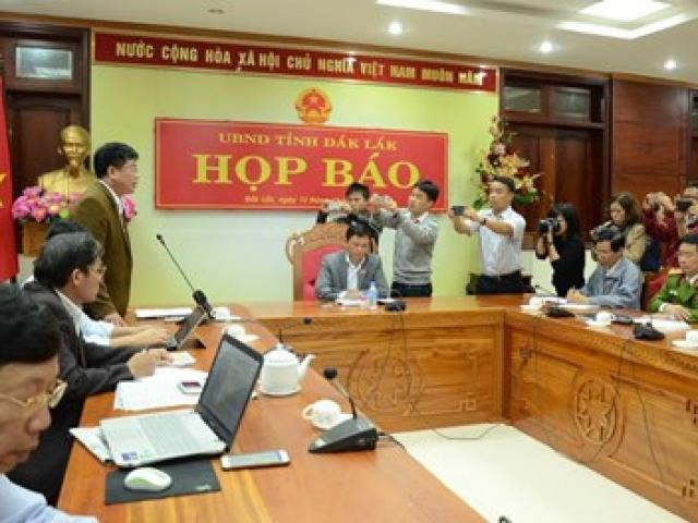 Con trai nguyên bí thư Tỉnh ủy tử vong trong vụ nổ ở Đắk Lắk