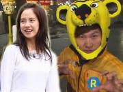 Song Ji Hyo khóc nức nở trong bài phát biểu về Running Man