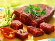 Bếp Eva - Mách bà nội trợ tuyệt chiêu nấu các loại thịt không bị dai