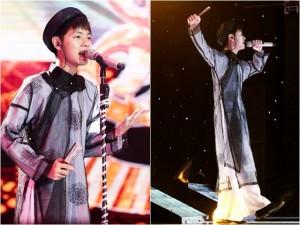 """Sing My Song: """"Truyền nhân"""" 18 tuổi của Cao Bá Quát khiến cả khán phòng phấn khích!"""