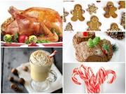 Bếp Eva - Các món ăn, đồ uống truyền thống trong ngày lễ Noel