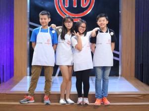 Vua đầu bếp nhí: Top 4 sẽ thách đấu nhau tại Vòng chung kết