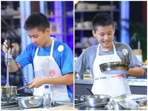 Nếu trở thành Vua đầu bếp, con sẽ trích 1 phần nhỏ để giúp đỡ Minh Anh