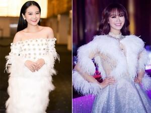 Thời trang sao Việt xấu: Không ít người đẹp bị dìm hàng vì lông vũ