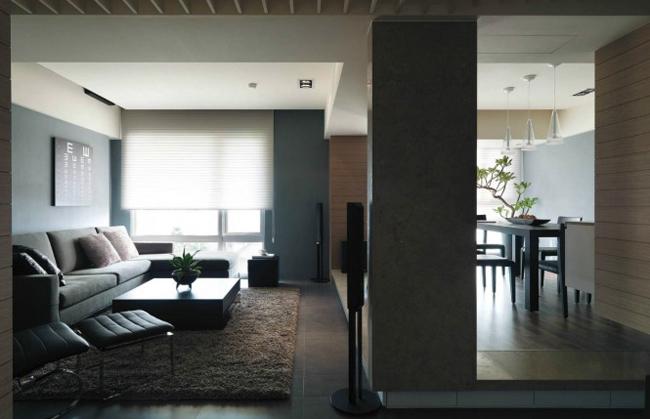 Tôi chủ muốn có một căn hộ thế này: giản đơn là trên hết.