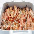 Bếp Eva - Nướng cà rốt kiểu này để ăn chơi