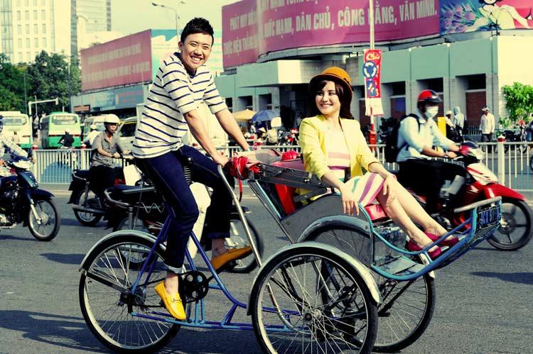 Năm qua, Vy Oanh cũng có nhiều hoạt động nổi bật.