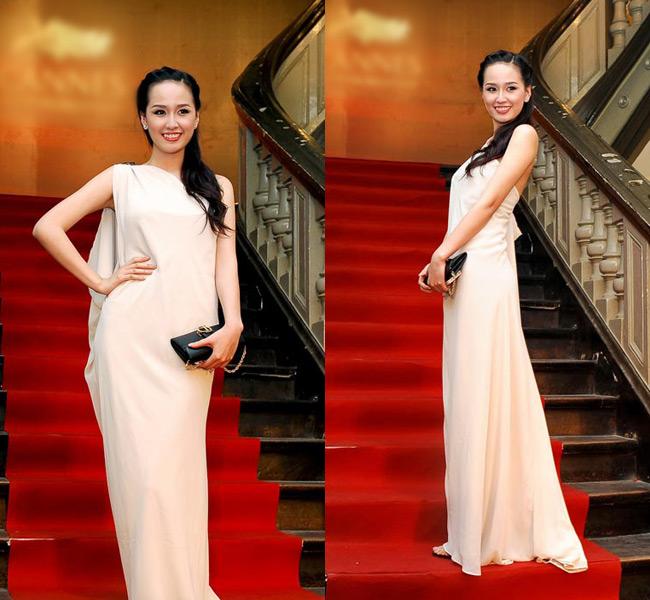 Nhắc đến phong cách nữ thần không thể không nhắc đến Hoa hậu Mai Phương Thuý.