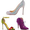 Thời trang - Giày hoàn mỹ cho nàng mê thời trang