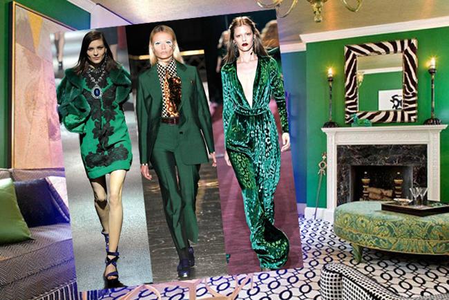 Nếu hỏi một cô nàng sành điệu, đam mê thời trang về xu hướng màu hot  nhất hiện giờ của làng thời trang thế giới, câu trả lời bạn sẽ nhận được  ngay là: màu xanh ngọc lục bảo.