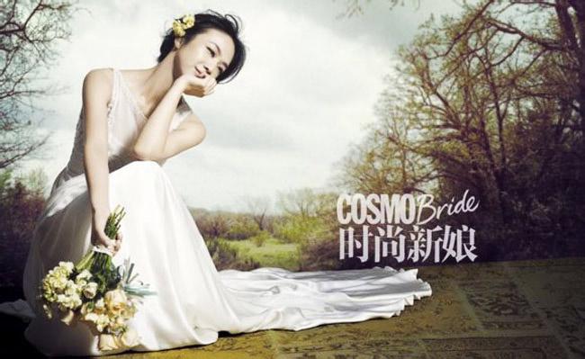 Thang Duy xuất hiện trên trang bìa của tạp chí Cosmo bride số tháng 3/2013 trong hình ảnh của 1 cô dâu dịu dàng, sang trọng và đậm chất cổ điển