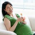 Bà bầu - Thực phẩm giúp đẻ con