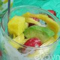 Bếp Eva - Hoa quả dầm thích hợp nhất ngày nắng