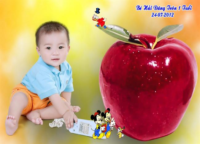 Cún yêu là tên thân mật của bé Hải Đăng đến từ Lai Châu.