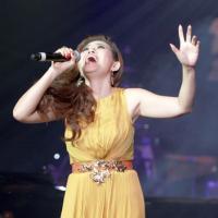 Ngọc Anh 3A da diết trong đêm nhạc Phú Quang